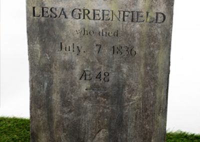 gravestonesgreenfield