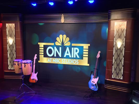 On Air NBC Studio Tour at Rockefeller Center   Arch